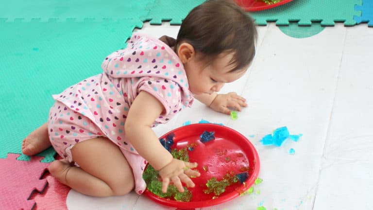 Can Babies Play with Jello? Here's How!