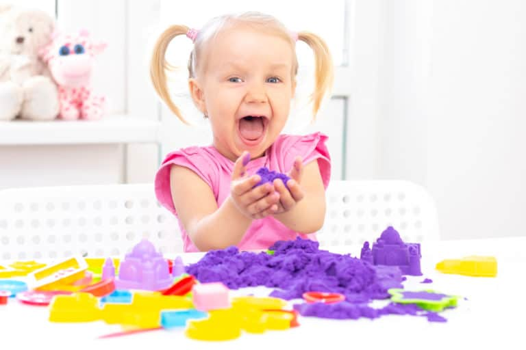 Kinetic Sand Vs. Play Doh: What Is Best For Your Child?