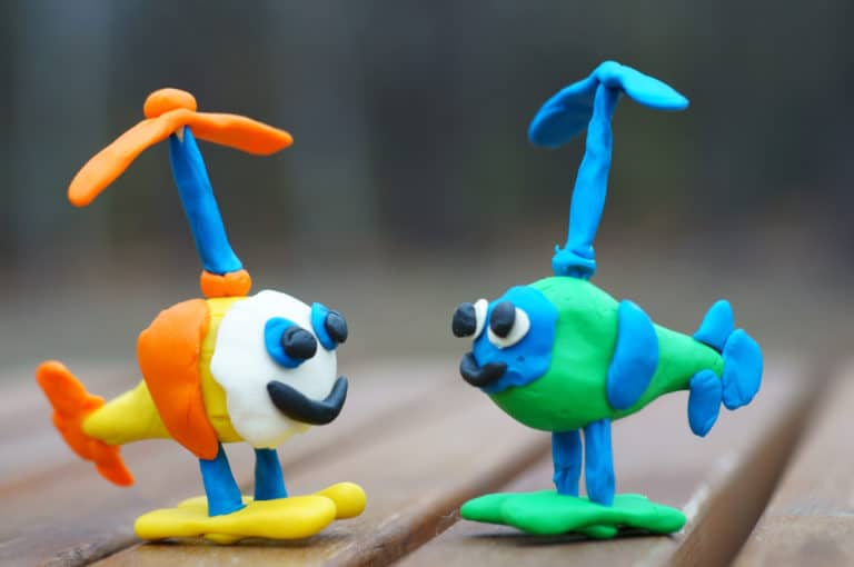 Play Doh Vs. Plasticine: Do You Know The Difference?