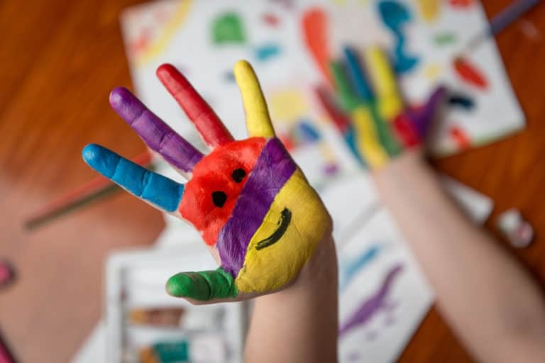 Is Finger Paint Safe For Baby? A Guide To Non-toxic Products